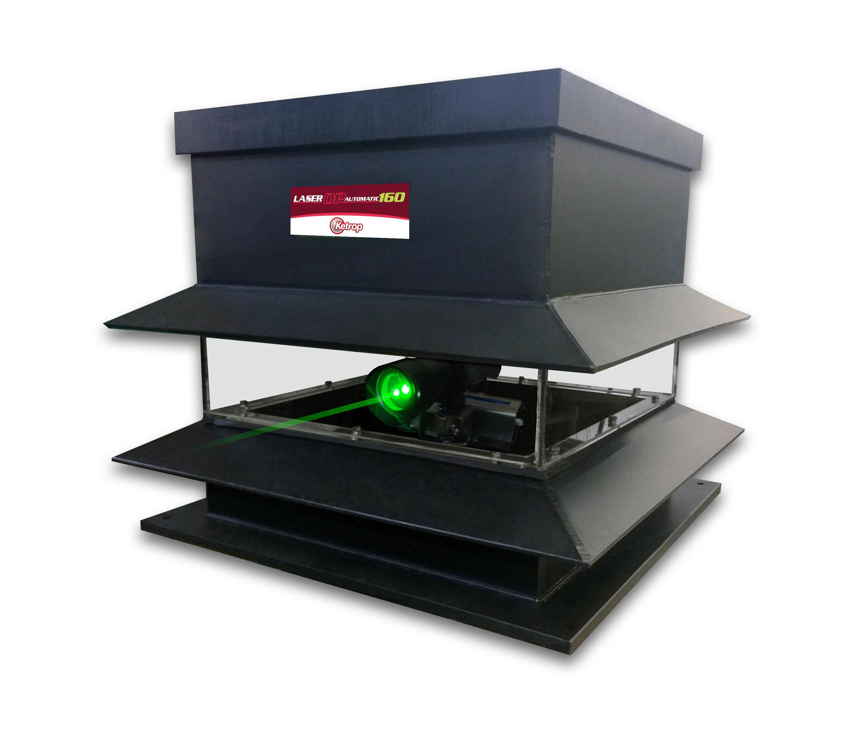 018 LaserOp Automatic 160 red logo